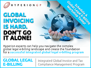 Global Legal E-Billing