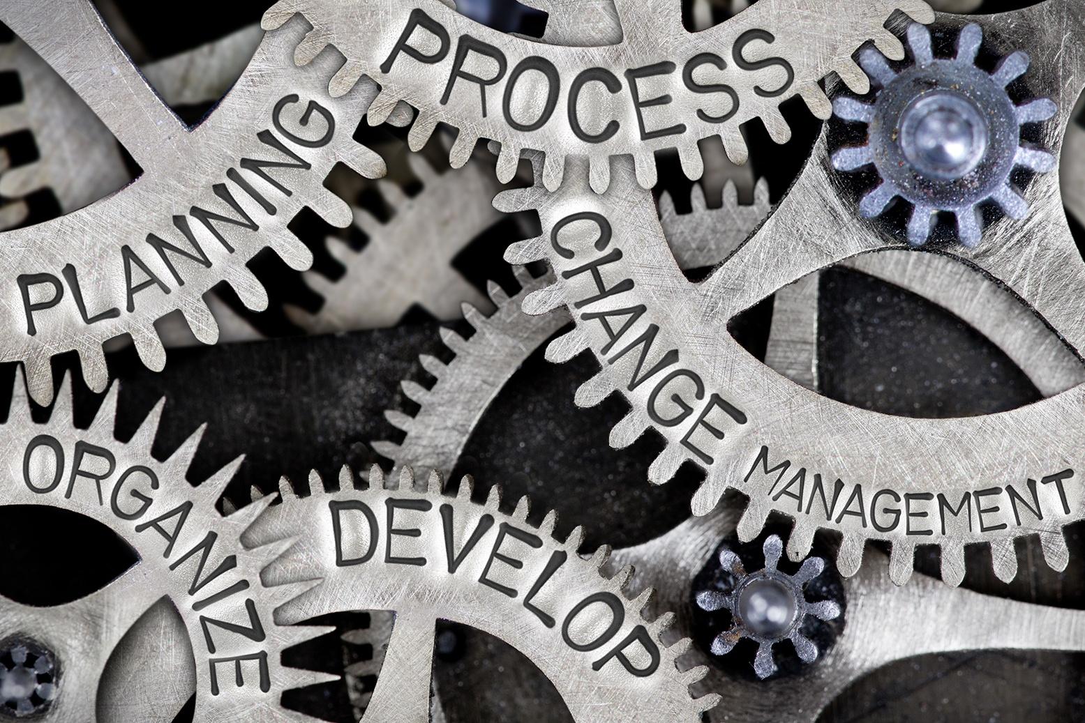 Six Keys to a Successful Change Initiative