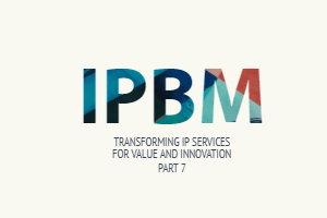 Transforming IP Services for Value and Innovation